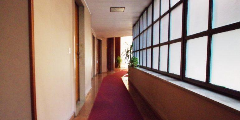 interno condominio