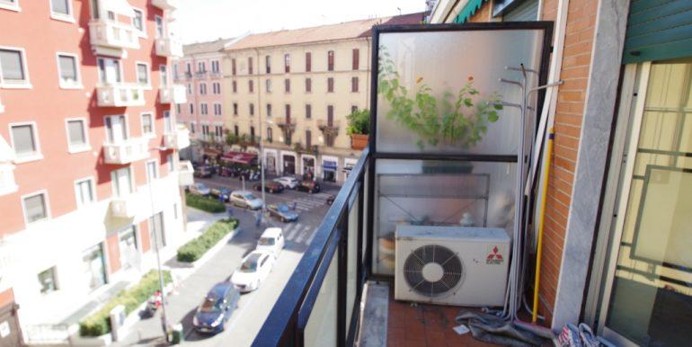 veduta balcone