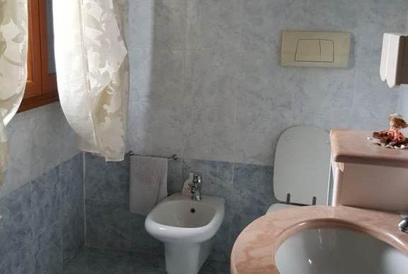 interno bagno di servizio