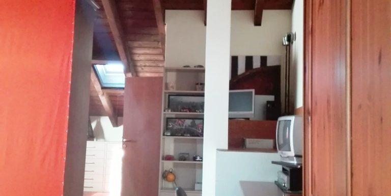 interno mansarda
