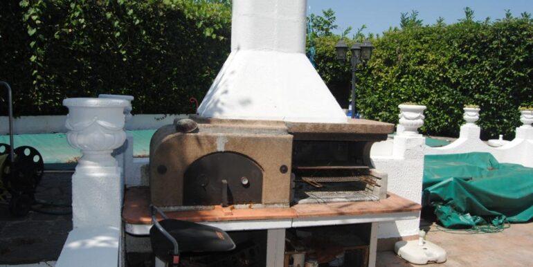 4.7 Barbecue-Forno