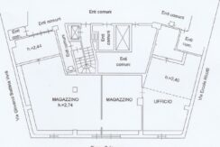 Magazzino – ufficio in vendita a Milano Bovisa