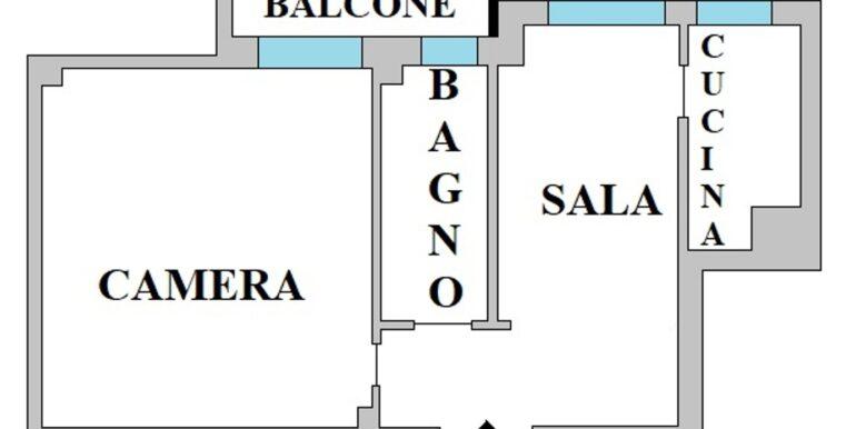 Planimetria per sito